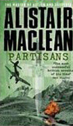 Xpartisans Bkp, New, Maclean  Alistair Book