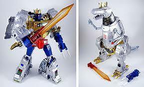 Transformers-Masterpiece-MP-08X-MP08-King-Grimlock-Reissue-w-Throne-Takara-MISB