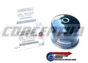 Genuine Mitsubishi Oil Filter MD356000 - For Lancer Evolution Evo 2 & 3 4G63