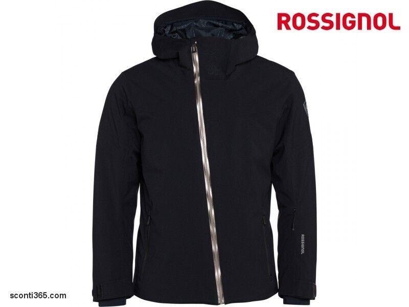 Rossignol giacca da neve GEANT, Uomo  Art. RLGMJ18200 Nero