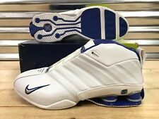 b6f5d5674540c7 item 1 Nike Shox Supremacy 2002 Retro Shoes VC White Royal Blue SZ 12 (  305522-101 ) -Nike Shox Supremacy 2002 Retro Shoes VC White Royal Blue SZ  12 ...