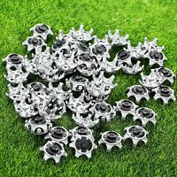 14/56Pcs Replacement  Golf Shoe Spikes Fast Pins Turn Twist Shoe Cleats Spikes