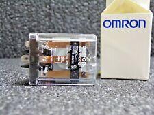 OMRON 240VAC Coil Volts 10A @ 240VAC//10A @ 28VDC General Purpose Relay DC