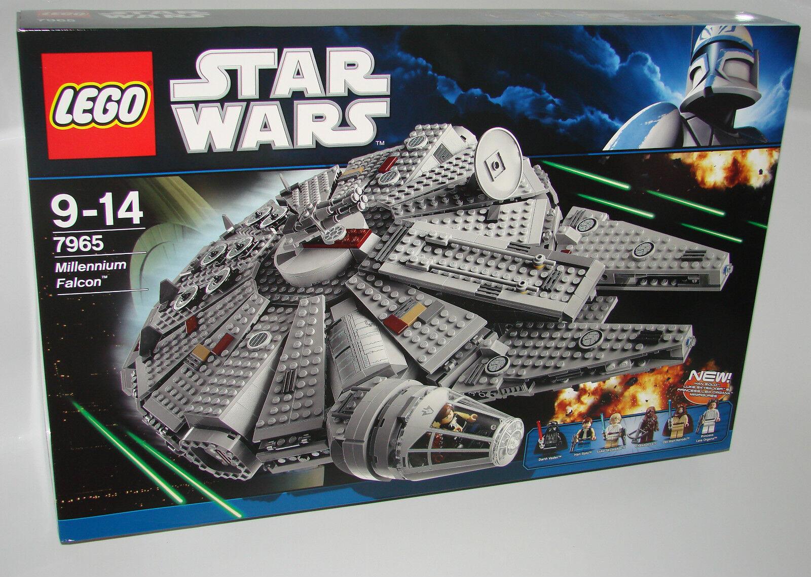 LEGO® Star Wars™ 7965 Millennium Millennium Millennium Falcon™ NEU OVP _NEW MISB NRFB fc02bf