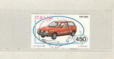 B9219 - ITALIA 1985 - AUTO, FIAT UNO   - N. 1708 - MAZZETTA DA 10 - VEDI FOTO