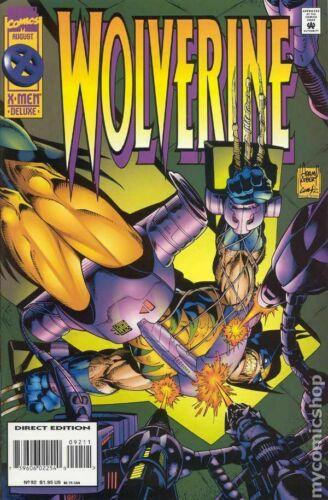 1995 Marvel Comics Wolverine #91 #92 #93 #94 #95 #96 #97 #98 #99