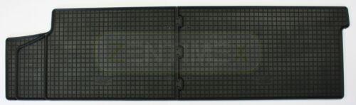 Alfombras tapices de goma para VW volkswagen t5 Transporter 2003-2010 una puerta corredera 5//6s61