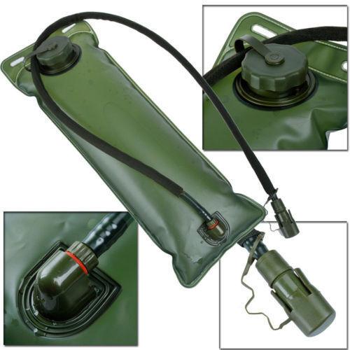 3L Trinkbeutel Trinkblase Wasserbeutel Trinksystem für Wandern Klettern JM