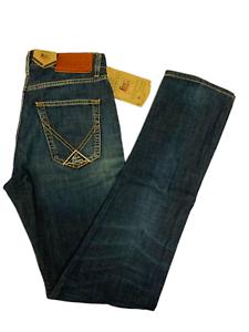 Jeans-ROY-ROGERS-Uomo-Mod-927-LIBRA-LINO-Nuovo-e-Originale-Denim