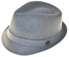 Hatter Men's Fedora 62cm 2xl Gray Grey