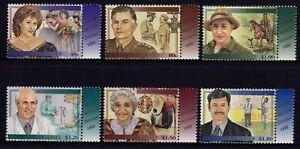 1995-New-Zealand-Famous-Newzealanders-Unmounted-Mint-Stamp-Set-UK-Seller