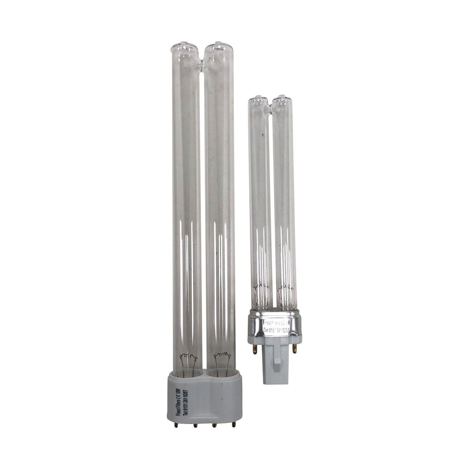 UV Bulb for UV Steriliser Clarifier Tube Light Aquarium Pond 5/7/9/11/18/24/w