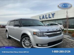 2014 Ford Flex SEL,AWD, Leather, Local trade!!