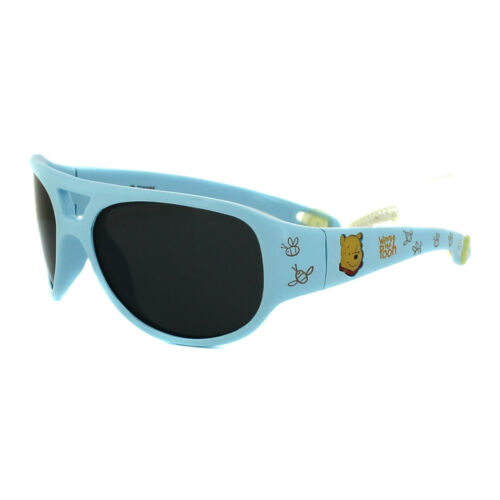 Disney Sunglasses Winnie The Pooh D0100 C Blue Black Polarized