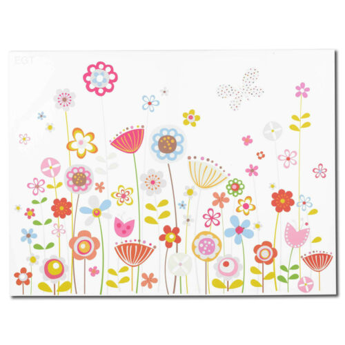 """Large 22/"""" x 23/"""" Wall Canvas Art Design Floral  Picture Home Decoration Flowers"""