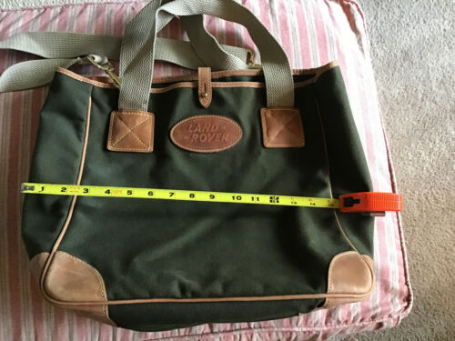 Mulholland Brothers Land Rover Large Leather And C