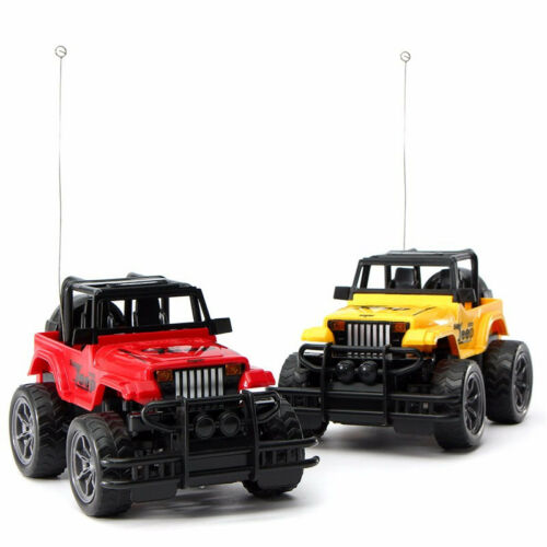 1pc 1 24 big wheel jeep off road remote control rc car vehicle kids toy gifts ebay