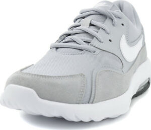 Details about Men's Nike Air Max Nostalgic Wolf GreyWhite Sizes 8 12 New in Box 916781 001