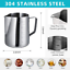 550ML-Pour-Pot-for-Candle-Soap-Making-Kit-Candle-Make-Supplier-Aluminum-Pitcher thumbnail 1