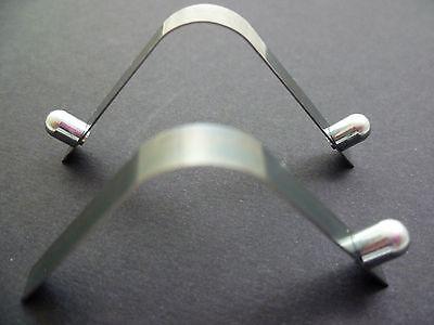 TENT POLE KAYAK PADDLE PUSH BUTTON SPRING SNAP CLIP LOCKING TUBE PIN -  BUY 2-25