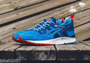 Details zu 2016 ASICS GEL LYTE V 5 X MITA SNEAKERS TRICO SIZES UK 7 & 8 NEW *LOOK*