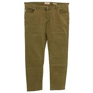22316-PIONIER-Herren-Jeans-Hose-THOMAS-Straight-Stretch-nussbraun