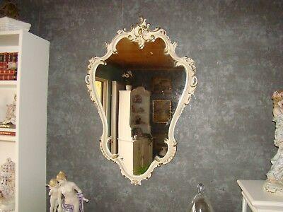 12. Venezianischer Barock – Spiegel Cremgold Verkaufspreis