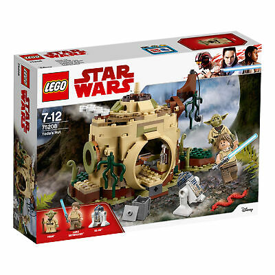 75208 LEGO Star Wars Yoda's Hut Set 229 Pieces Age 7 Years+