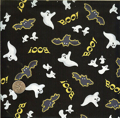 """18/""""X22/"""" BTFQ GOLD CURLY CUE ON BLACK QUILTING TREASURE"""