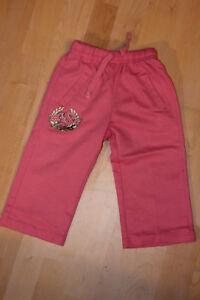 Pinke-Kinder-Jogginghose-034-Miss-Angels-034-18-Monate