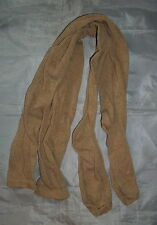 """100% Cotton Long Over the Knee Socks - (Oatmeal) - Colonial/Re-Enacting - """"NEW"""""""