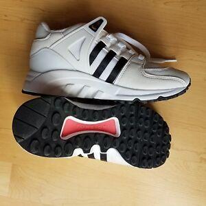 d8a9fa22c48a6 New Adidas Originals EQT Support RF Boys  Grade School Black White ...