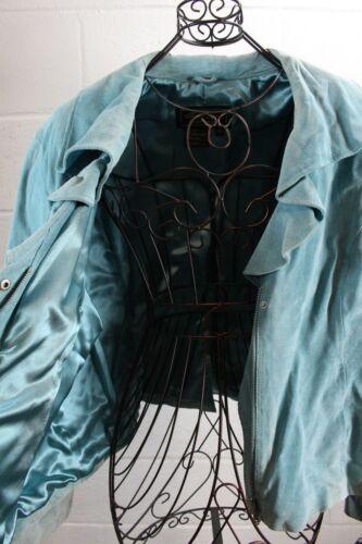 Sky Tie Jakke Lys Classic Luxuries Blue Terry Lewis Ombre Læder Nwt 3x Farve qpBTwWRI
