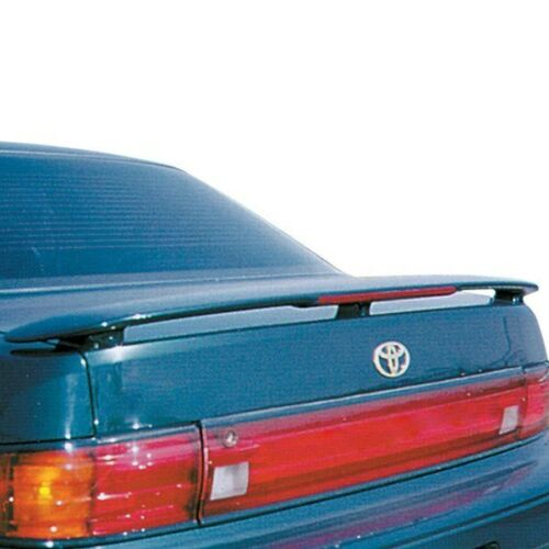 For Toyota Camry 1992-1996 JKS Factory Style Rear Spoiler w Light Unpainted