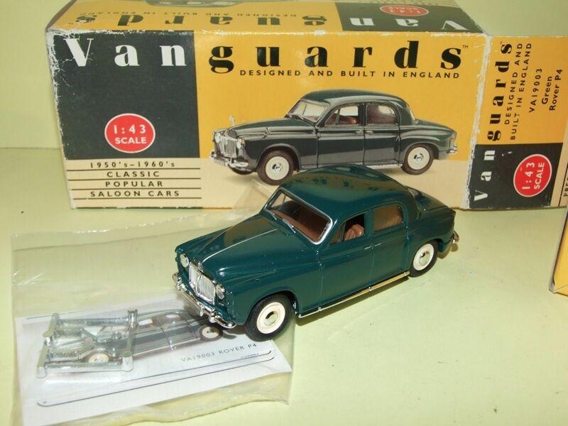 ROVER P4 green VANGUARDS VA19003