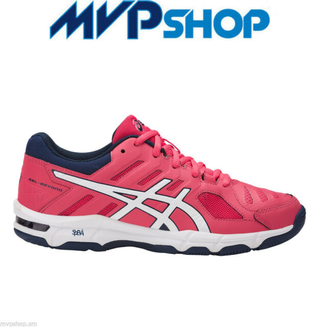 SCARPE VOLLEY ASICS GEL BEYOND 5 LOW DONNA B651N-1901 **solo 40.5 e 41.5***