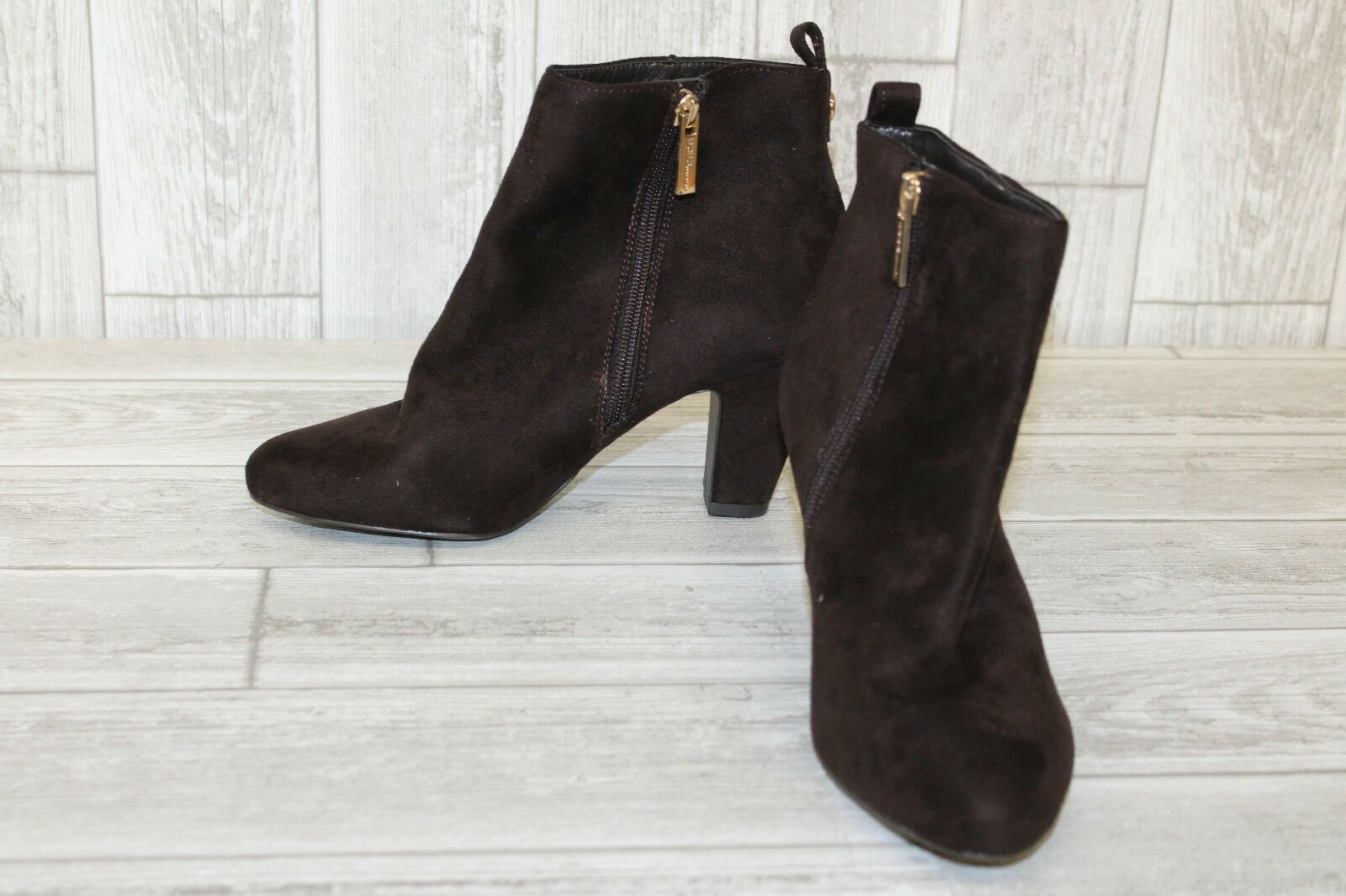 BCBGeneration Dorothy Ankle Bootie-Women's size 8M Brown