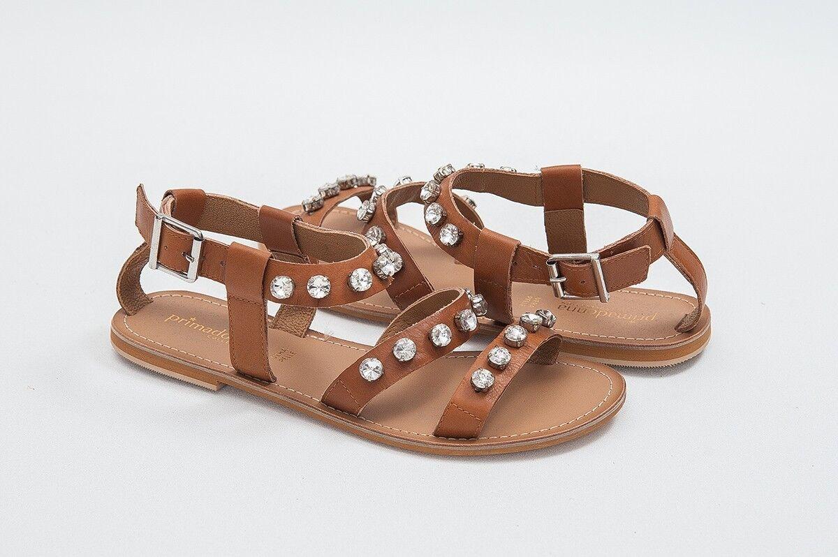 Damen flache Riemchen - Sandaletten Römer - Sandalen - Gr.38 - echt Leder - NEU