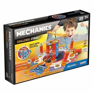 Kit-construction-magnetiques-185-elements-Geomag-GEO-777-Mechanics-Strike