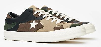 NEW Converse One Star x Sneakersnstuff 161406C CanteenBlack ForrestWhite n1 | eBay