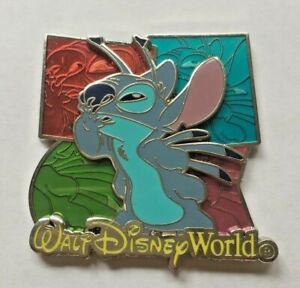 Disney-Pin-Badge-WDW-Color-Sketch-Tiles-Stitch