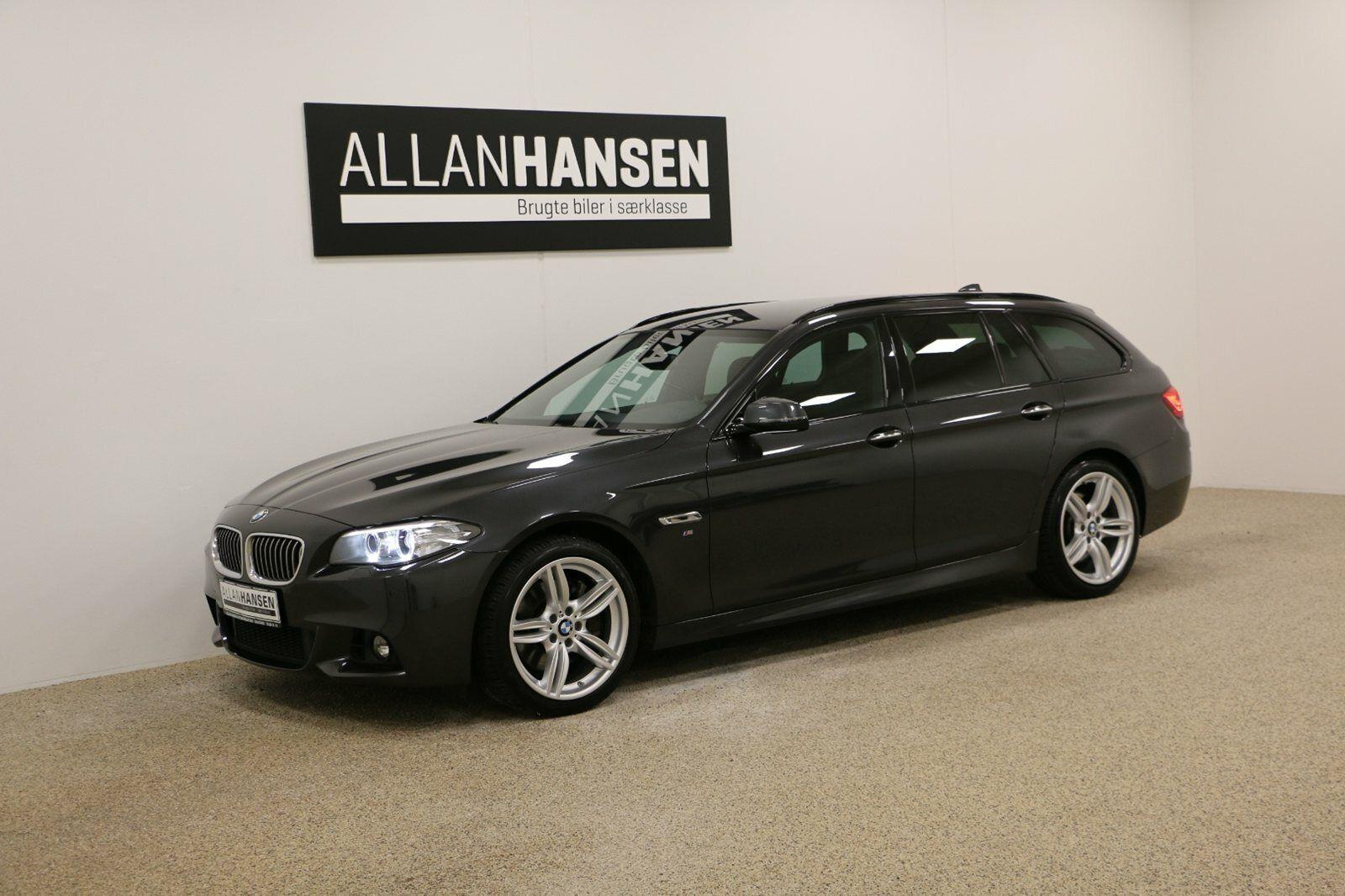 BMW 535d 3,0 Touring xDrive aut. 5d - 539.900 kr.
