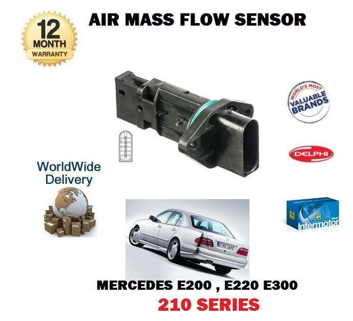 Für Mercedes W210 E200 E220 Cdi E300 Td 1996-   Neu Luftmassensensor 0000941248