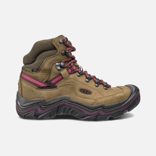 Keen Womens Galleo Mid Waterproof Hiking Boot