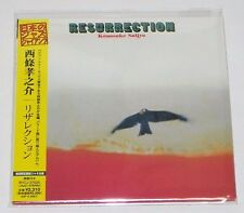 KONOSUKE SAIJO (CONOSUKE SAIJO) / Resurrection JAPAN CD Mini LP w/OBI BVCJ-37525