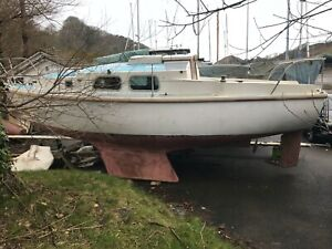 Westerly Centaur 26ft Project.