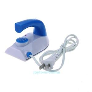 Travel-Mini-Garment-Steamer-Electric-Thermostat-Handheld-Clothes-Plate-Iron