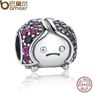 Pretty-Authentic-925-Sterling-Silver-Charm-Ladybug-Fitting-Bracelet-Black-Friday