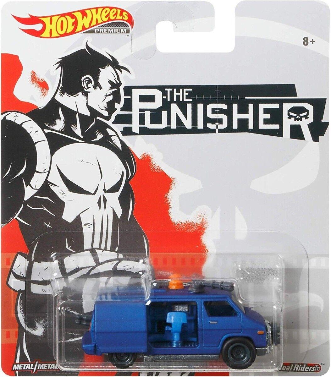 Retro Entertainment 1:64 Hot Wheels GJR46 DMC55 The Mystery Machine Scooby-Doo