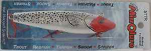 L /& S Mirrolure STTR11 Tiny Trout Holographic Rattler Color 11 7684